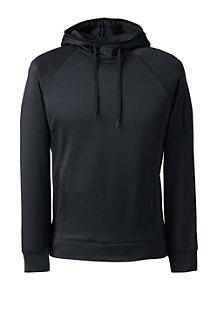 Le Pullover en Polaire Sport à Capuche Homme