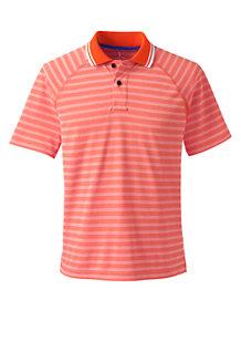 Men's Striped Fairway Golf Polo
