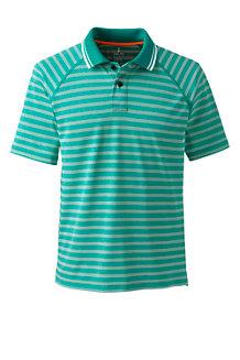Gestreiftes Fairway Golf-Poloshirt für Herren