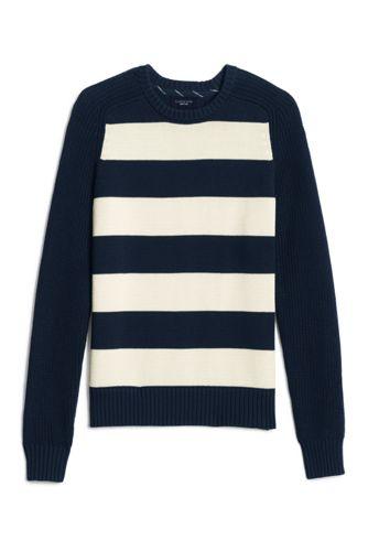 Men's Regular Rugby Stripe Drifter™ Sweater