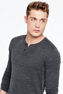Henley-Pullover für Herren