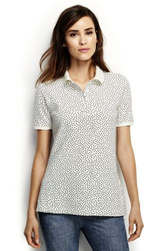 Women's Regular Piqué Polo