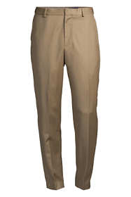 Men's Comfort Waist Wool Gabardine Pants