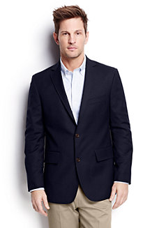 Men's Wool Blazer