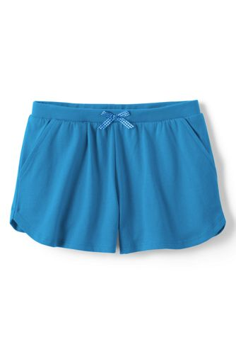 Toddler Girls' Patterned Pocket Shorts