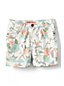 Gefärbte Denim-Midi-Shorts für große Mädchen