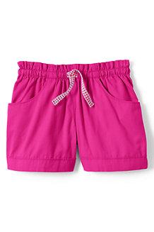 Girls' Woven Shorts