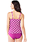 Women's Shape & Enhance Geo Print Tankini Top
