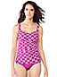 Shape & Enhance Gerafftes Tankini-Top Geo