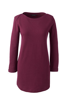 Women's Starfish Ballet Neck Tunic