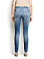 Women's Regular Mid Rise Pull On Skinny Jeans