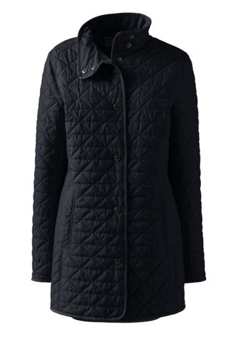 Women's Tall Quilted PrimaLoft® Travel Parka