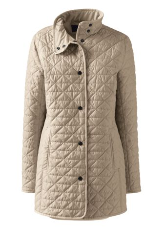 Women's Regular Quilted PrimaLoft® Parka