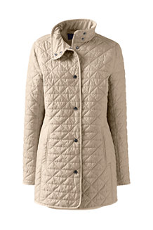Women's Quilted PrimaLoft® Travel Parka