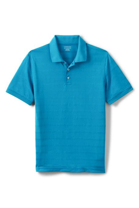 Men Rapid Dri Drop Needle Polo