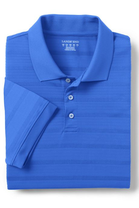 Men's Rapid Dri Drop Needle Polo
