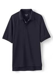 Men's Big Short Sleeve Workwear Polo Shirt
