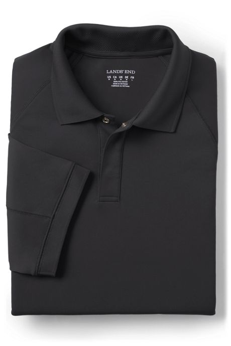 Men's Big Short Sleeve Workwear Polo Shirt