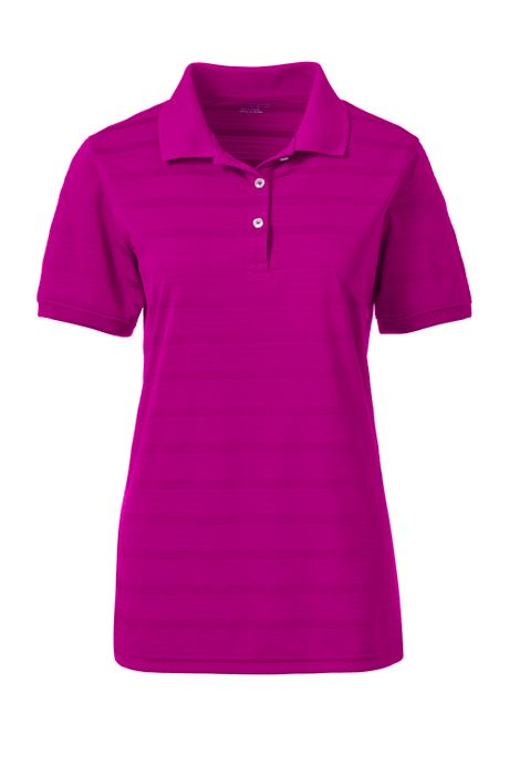 Women's Rapid Dri Drop Needle Polo Shirt