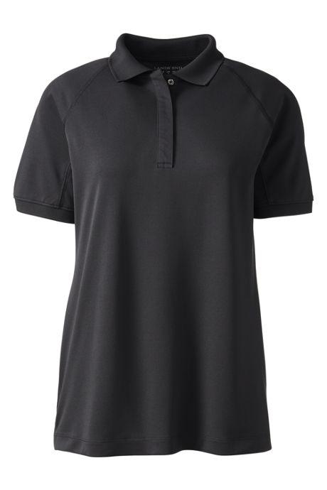 Women's Short Sleeve Workwear Polo Shirt