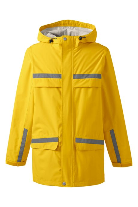 Unisex Waterproof Rain Jacket
