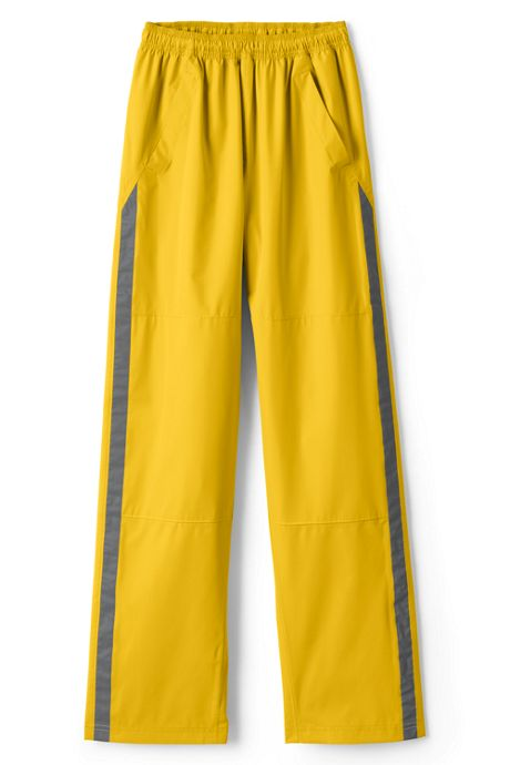 Adult Big Waterproof Rain Pants