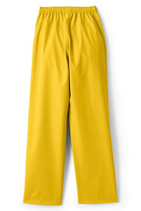 Unisex Waterproof Rain Pants