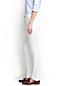 Le Jean Blanc Coupe 2 Droite, Femme Stature Standard