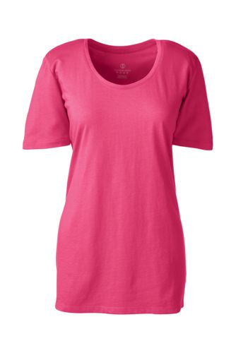 Women's Regular Cotton/Modal Sleep Tee