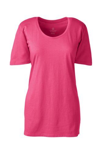 Le Haut de Pyjama en Jersey, Femme Stature Standard