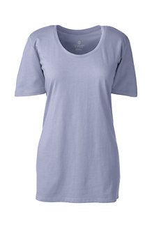Women's Cotton/Modal Sleep Tee