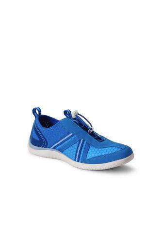 Leichte Sport-Ballerinas - Blau - 36 von Lands' End w8hlBOFsd