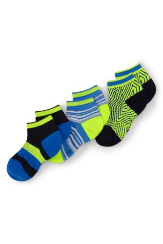 Kids' 3 pack Sports ankle socks