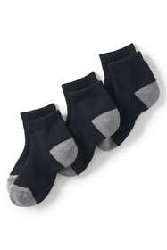 Kids Athletic Low Cut Socks (3-pack)