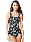 Women's Plus Tugless Soft Cup Fiesta Floral Swimsuit