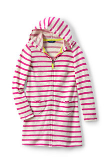 Girls' Jersey Beach Cover-Up