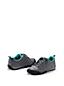 Les Chaussures de Trail en Cuir, Femme Pieds Standards