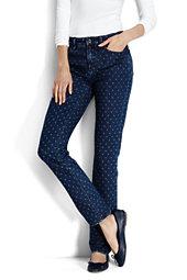 Women's Mid Rise Slim Jeans