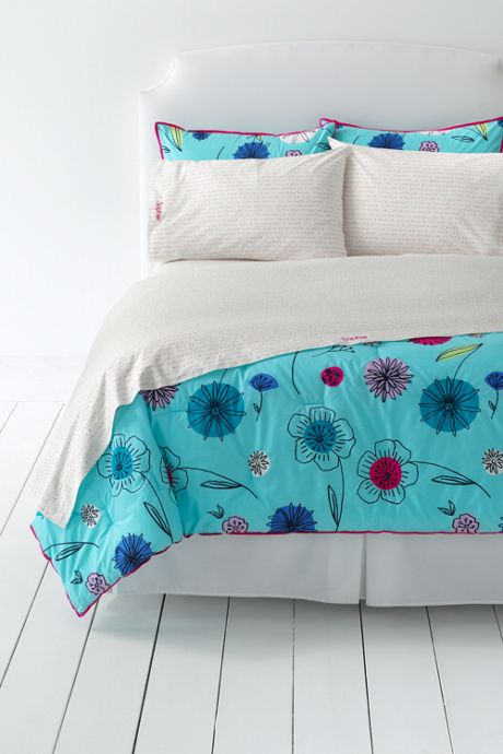 Kids Percale Printed Pillowcases