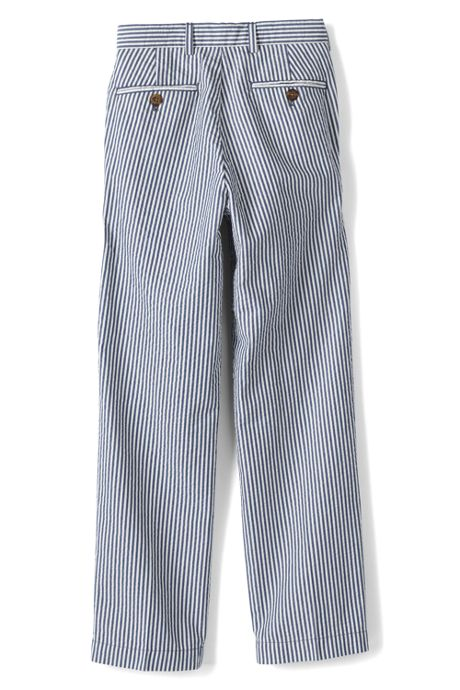 Boys Seersucker Pants