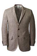 Lands' End Linen Baird Mcnutt Sport Coat 467958