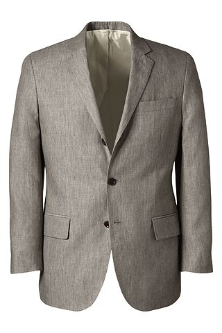 Linen Baird Mcnutt Sport Coat 467959: Khaki