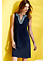 Women's Regular Embroidered Sleeveless Tunic Cover-Up