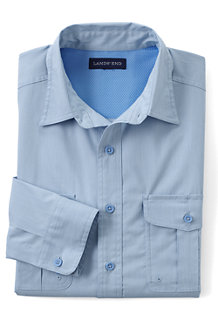 Men's UPF30 Travel Shirt