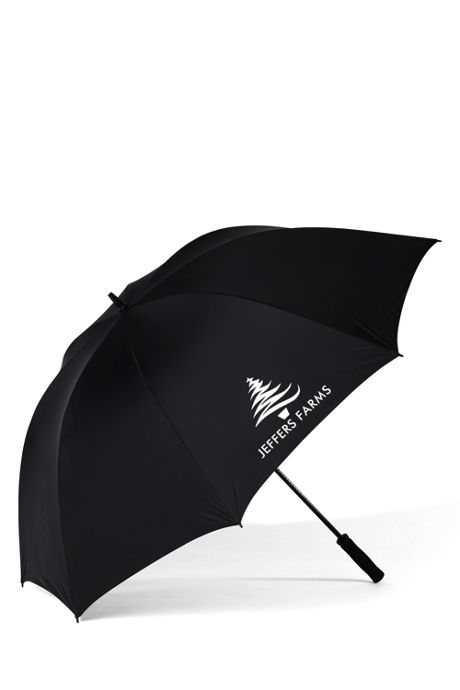 68 Inch Fiberglass Golf Umbrella