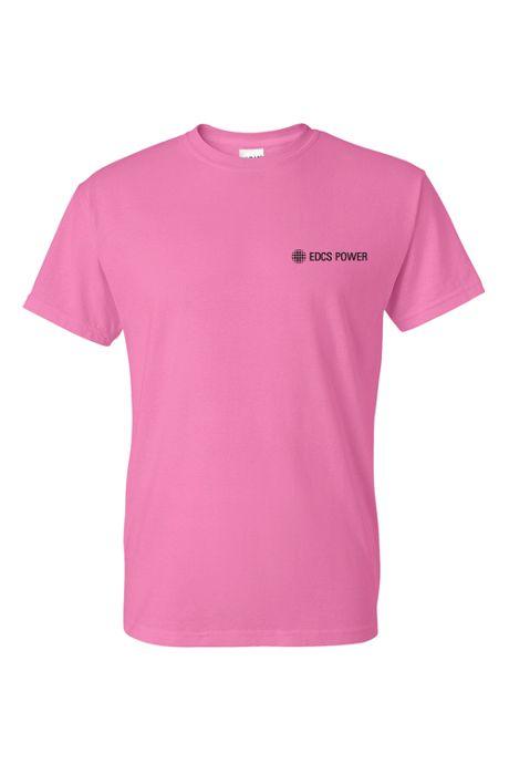 Gildan Unisex Regular Short Sleeve Screen Print DryBlend T-Shirt
