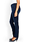 Women's Plus Mid Rise Pull On Skinny Jeans