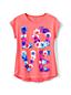 Grafik-Shirt für kleine Mädchen