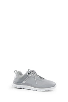Women's Leather Active Trainers