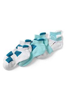 Activewear Nahtfreie Socken für Damen (3er-Pack)